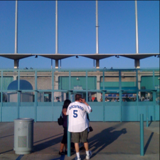 Soxfan in LAlaland