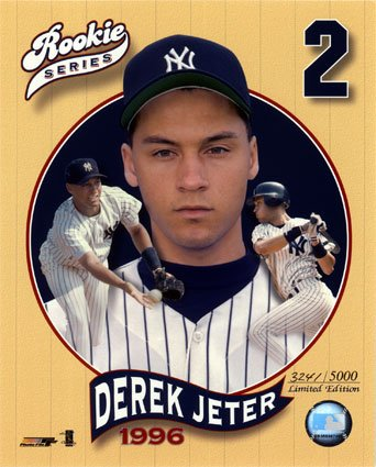 Derek-Jeter-Rookie-Series-Limited-Edition---Photofile-Limited-Edition-Photograph-C11837076-1