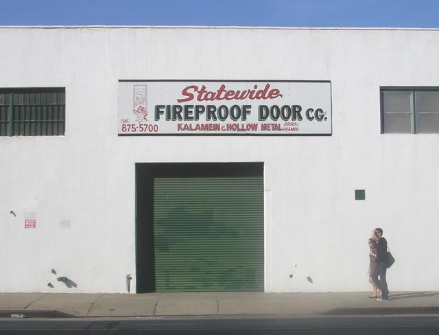 Fproofdoor